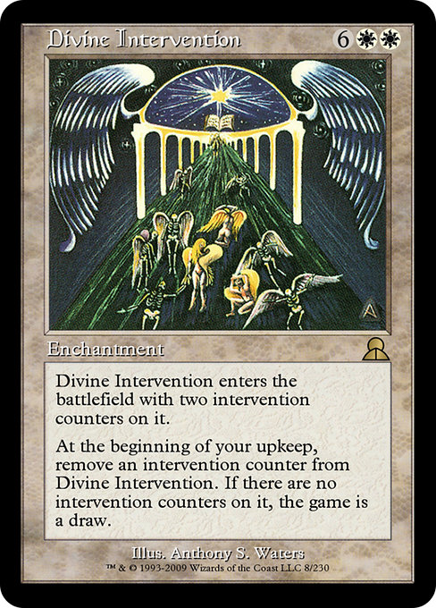 Divine Intervention (ME3)