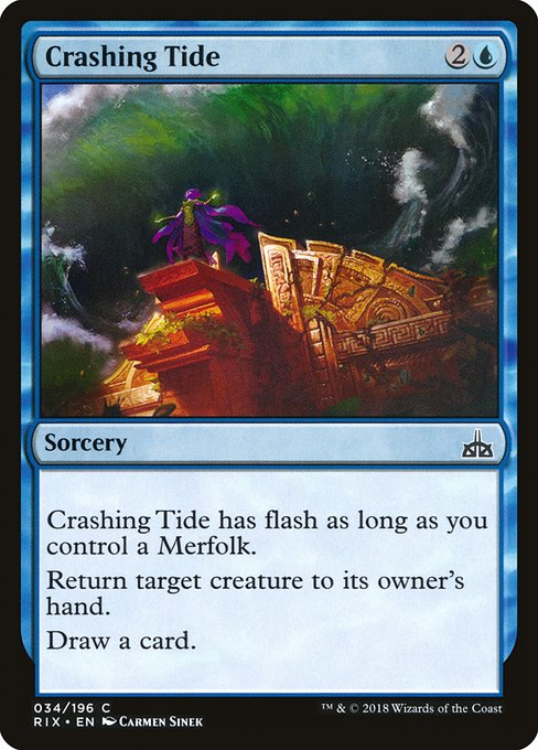 Crashing Tide (RIX)