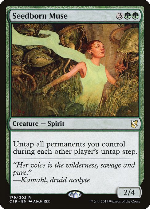 Seedborn Muse (C19)