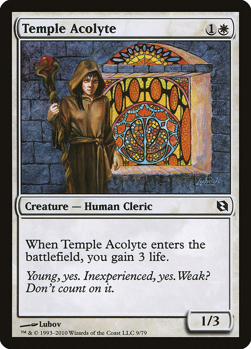 Temple Acolyte (DDF)