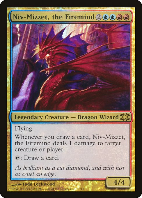 Niv-Mizzet, the Firemind (DRB)