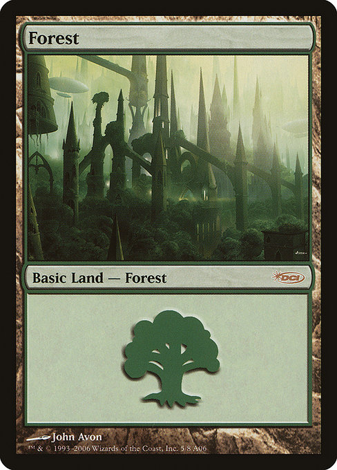 Forest (PAL06)