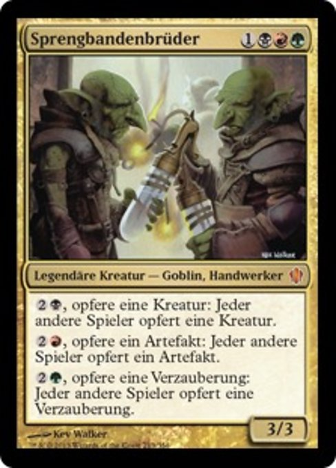 Shattergang Brothers (C13)