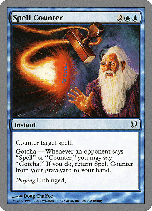 Spell Counter (UNH)