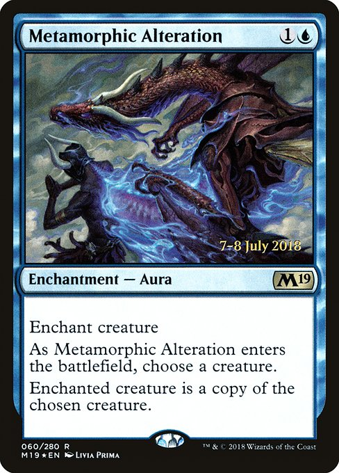 Metamorphic Alteration (PM19)