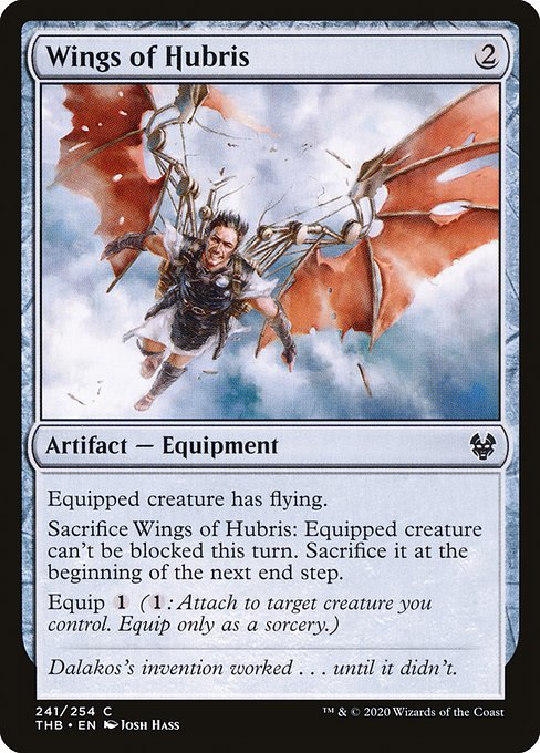 Wings of Hubris (THB)