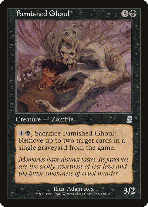 Famished Ghoul (ODY)