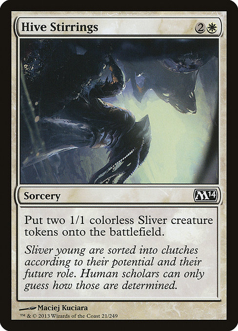 Hive Stirrings (M14)