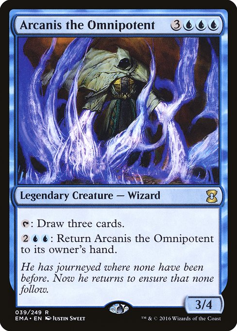 Arcanis the Omnipotent (EMA)
