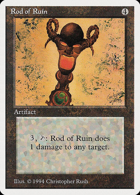 Rod of Ruin (SUM)