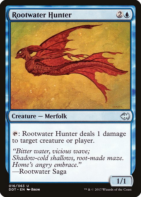 Rootwater Hunter (DDT)