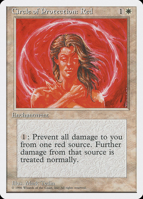 Circle of Protection: Red (ITP)