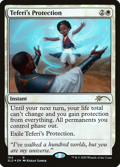 Teferi's Protection (SLD)