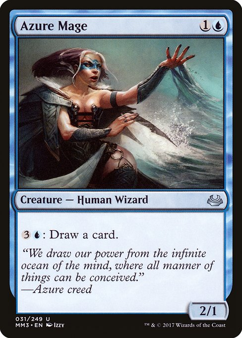 Azure Mage (MM3)
