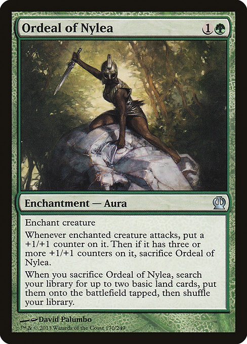 Ordeal of Nylea (THS)