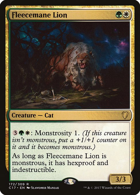 Fleecemane Lion (C17)