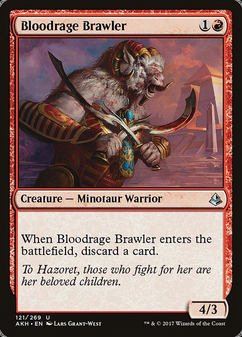 Bloodrage Brawler (AKH)