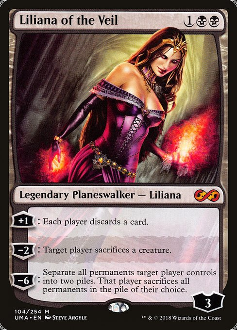 Liliana of the Veil (UMA)