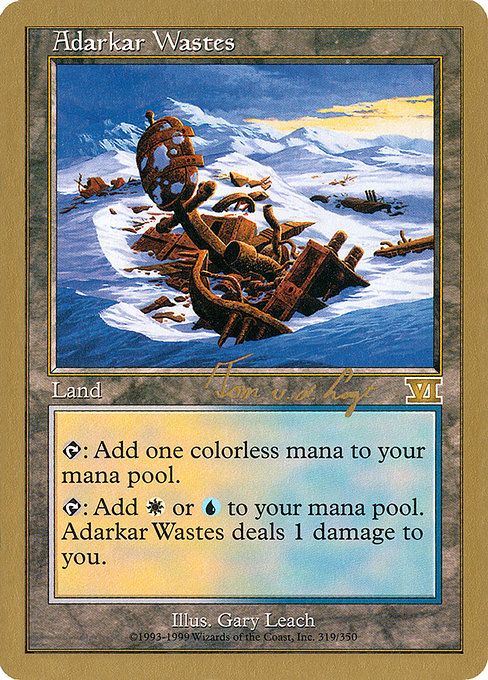Adarkar Wastes (WC00)