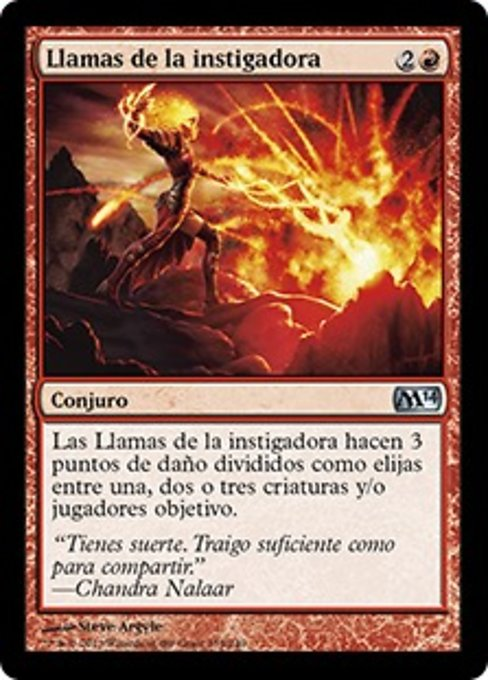 Flames of the Firebrand (M14)
