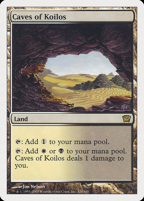 Caves of Koilos (9ED)