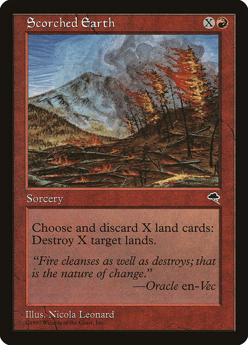 Scorched Earth (TMP)