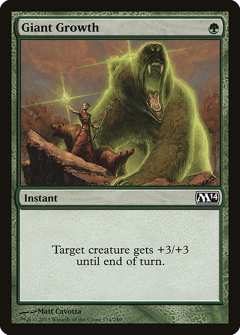 Giant Growth (M14)