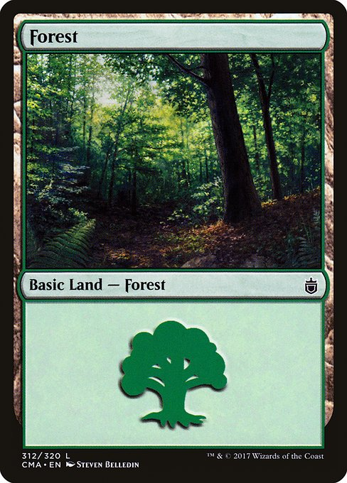 Forest (CMA)