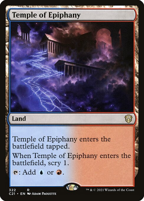 Temple of Epiphany (C21)