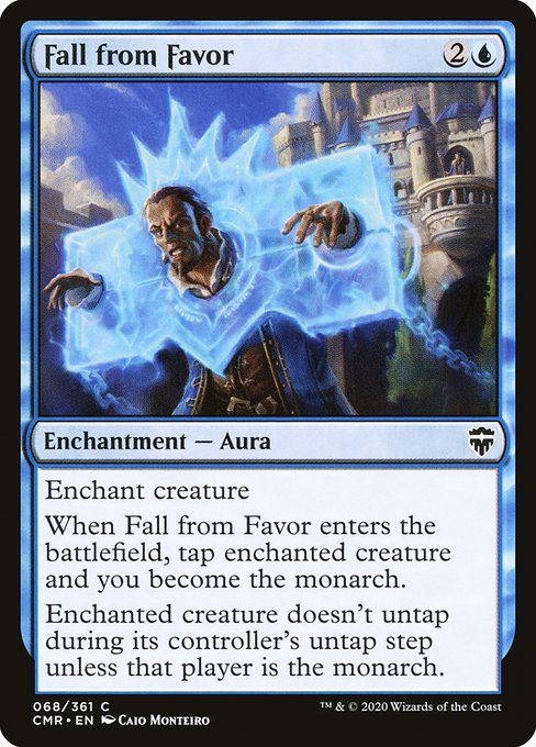 Fall from Favor
