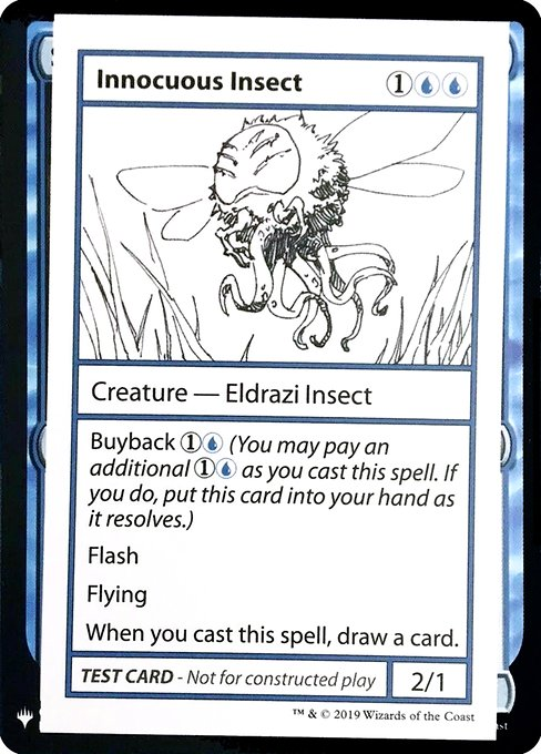 Innocuous Insect (CMB1)