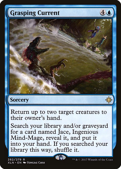 Grasping Current (XLN)