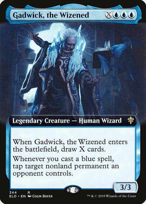 Gadwick, the Wizened (ELD)