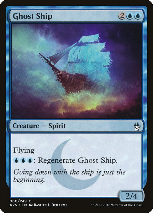 Ghost Ship (A25)
