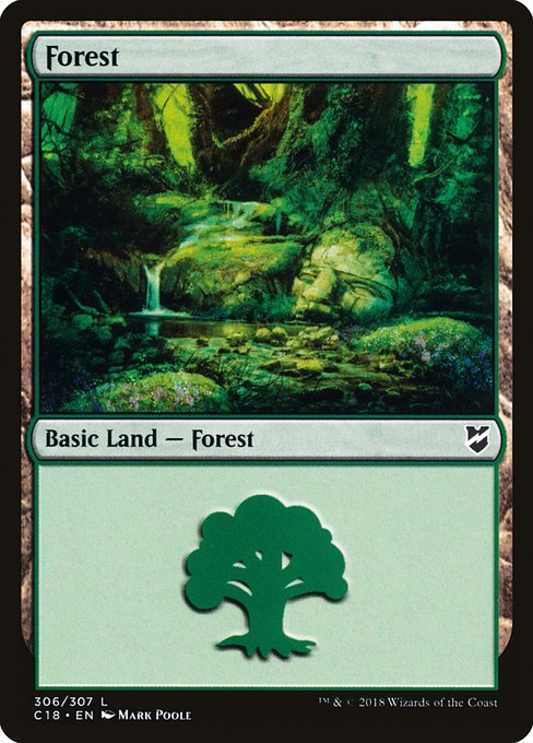 Forest (C18)
