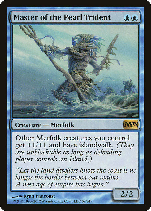 Master of the Pearl Trident (M13)
