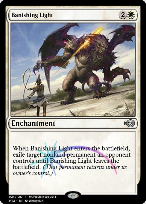 Banishing Light (PRM)