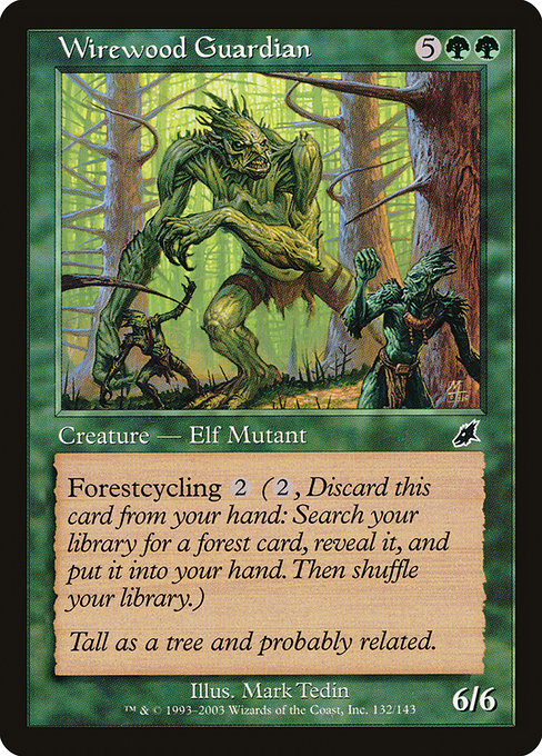 Wirewood Guardian (SCG)