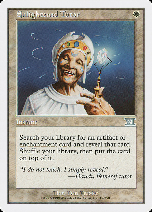 Enlightened Tutor (6ED)
