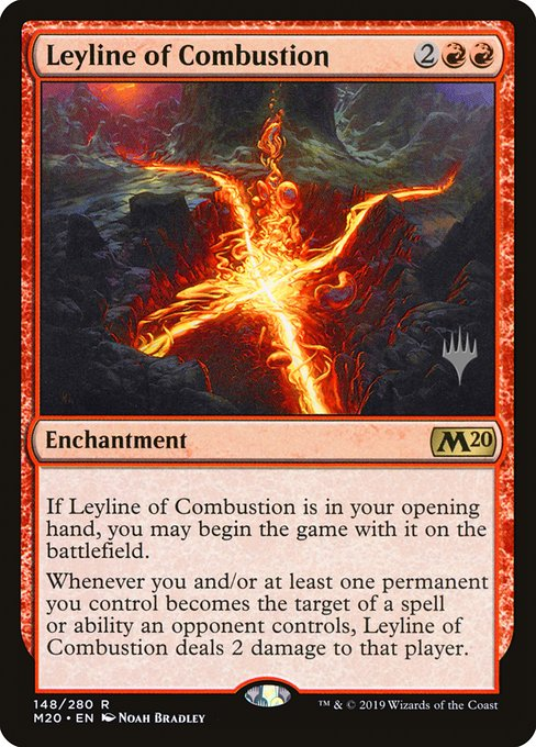 Leyline of Combustion (PM20)
