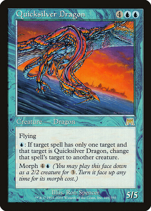 Quicksilver Dragon (ONS)