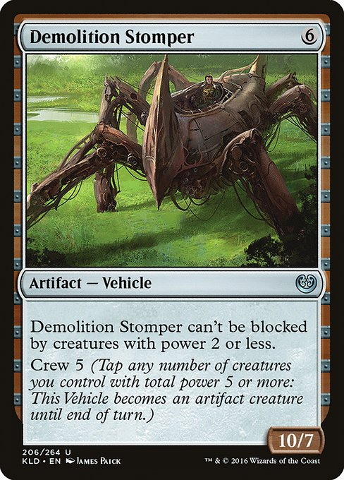 Demolition Stomper (KLD)