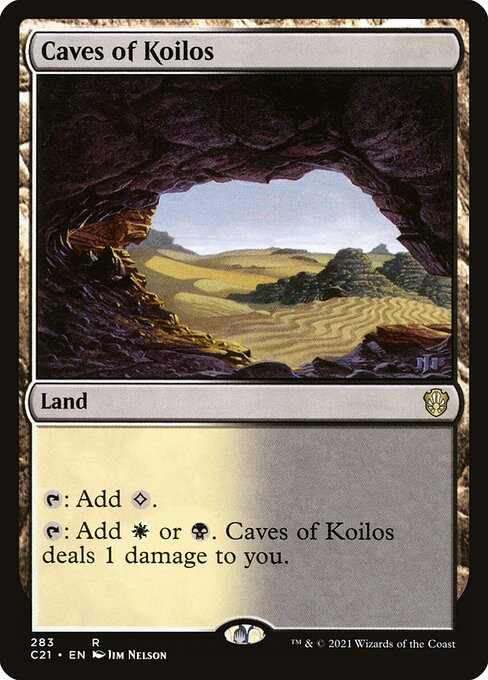 Caves of Koilos (C21)