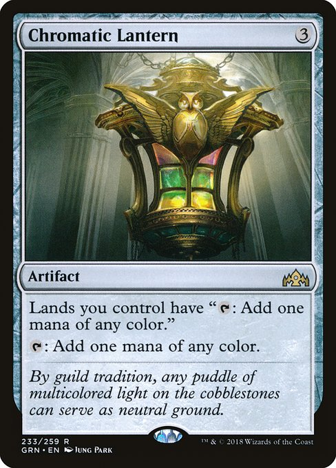 Chromatic Lantern (GRN)