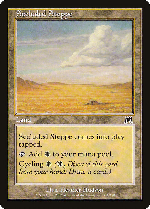 Secluded Steppe (ONS)