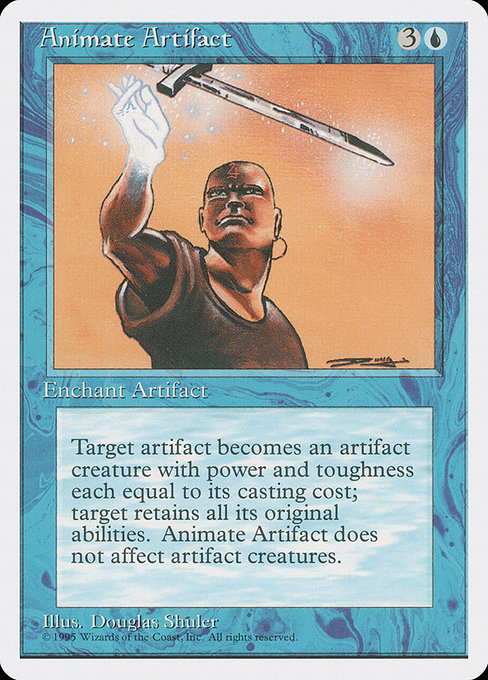 Animate Artifact (4ED)