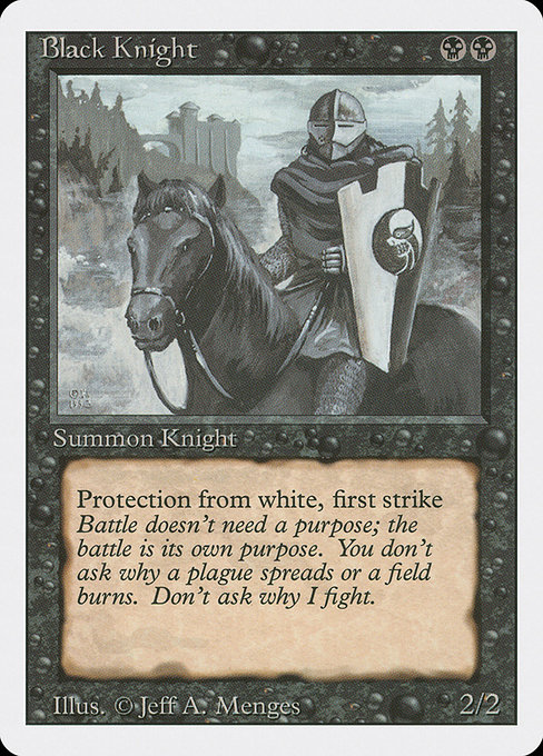 Black Knight (3ED)