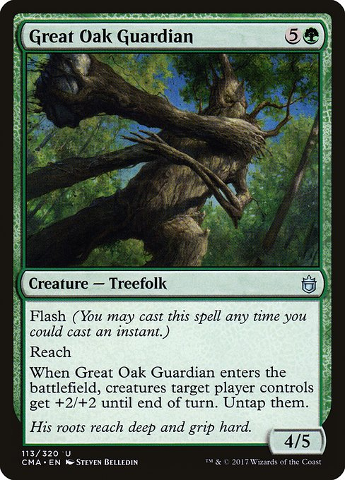 Great Oak Guardian (CMA)