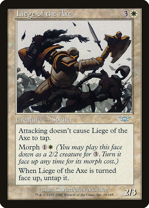 Liege of the Axe (LGN)