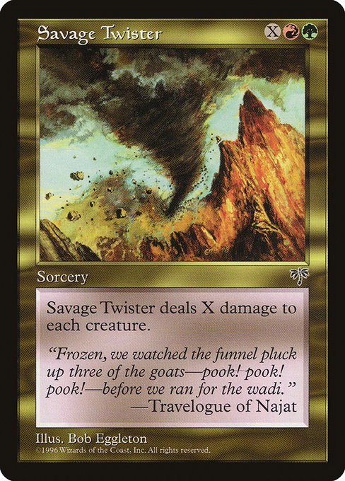 Savage Twister (MIR)
